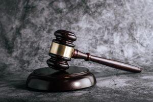 Prawo spadkowe - młotek