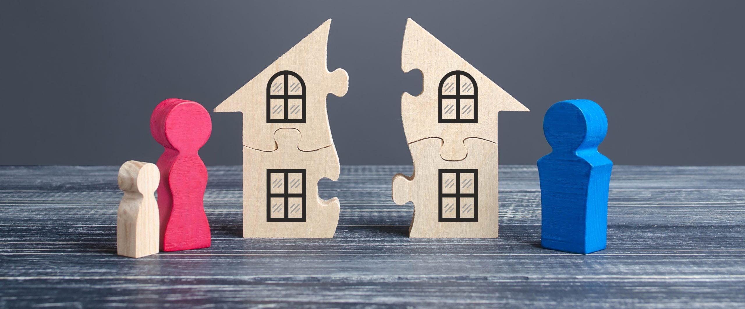 Rozdzielność majątkowa - dom