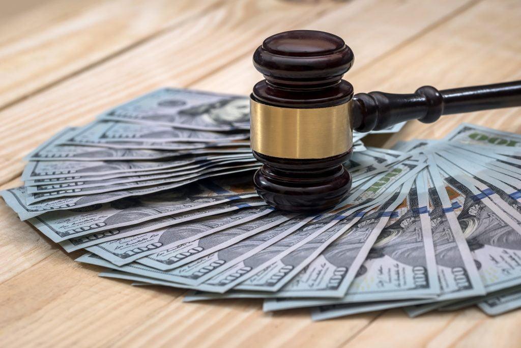 Kary za niepłacenie alimentów - pieniądze