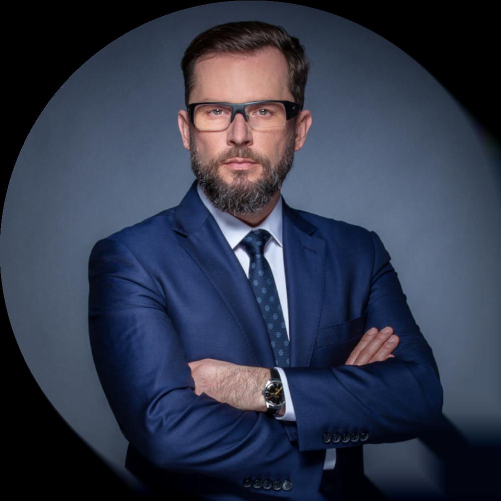 Ekonomista Rafał Butny