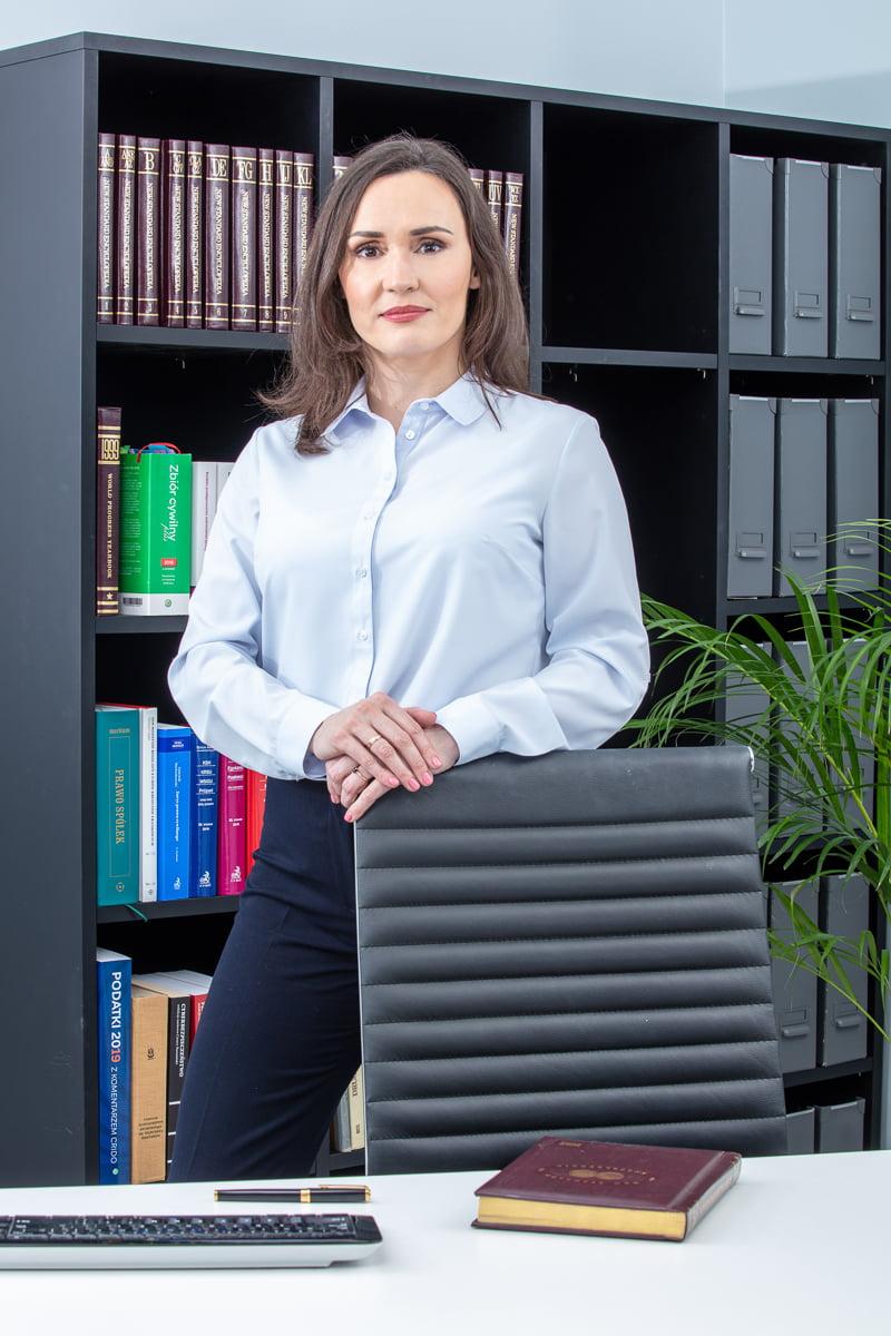 Adwokat Patrycja Butny w Kancelarii